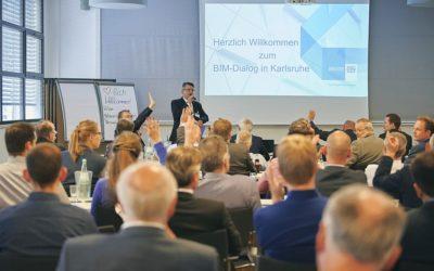 BIM-Dialog in Karlsruhe